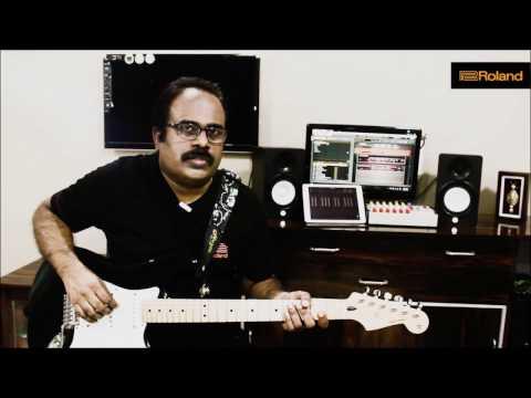 Boss GP-10 - Indian Tones Tutorial by Vichoo Iyer