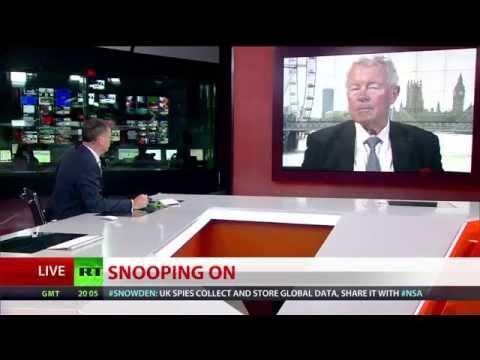 BBC Silent - David Cameron allowed GCHQ and NSA to share data on innocent civilians