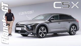 Nouvelle Citroën C5X : Le Tour du Propriétaire !