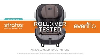 Evenflo Pro Series Stratos™ Convertible Car Seat | Product Tour