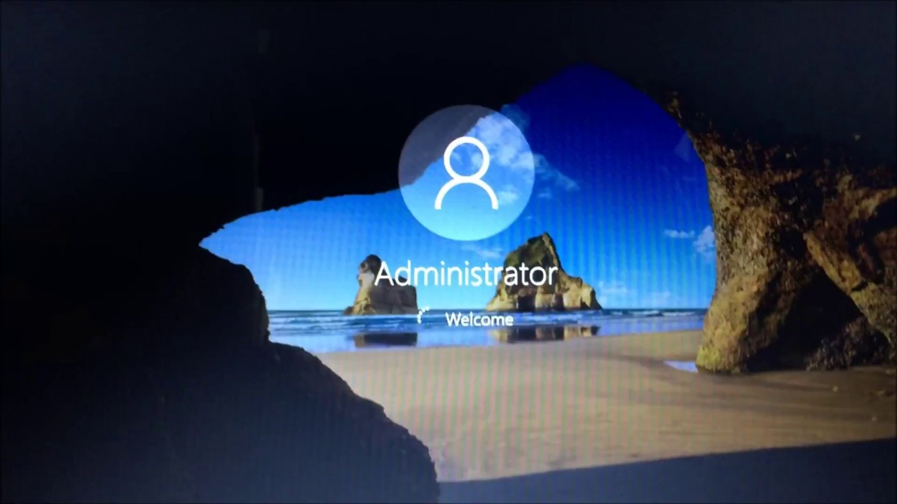 locked out of windows 8.1 administrator
