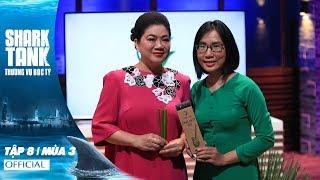 Shark Tank Việt Nam : Thương Vụ Bạc Tỷ Mùa 3 Tập 8