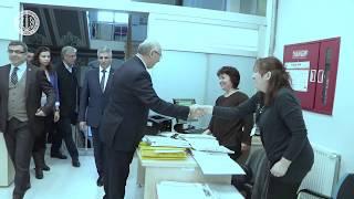İÜ Sosyal Bilimler Enstitüsü Yeniden Yapılanma Tanıtım Toplantısı (19.01.2018)