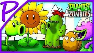 Растения против зомби #12 (Plants vs zombies). Игра для Детей #РАЗВЛЕКАЙКА
