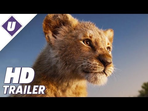 D-Wayne Chavez - The Lion King Trailer is here!