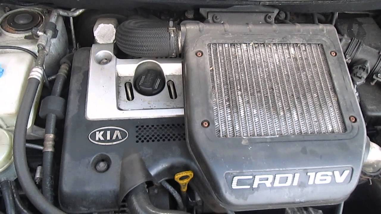 Kia carens engine 2 0 CRDI 16V 70K miles