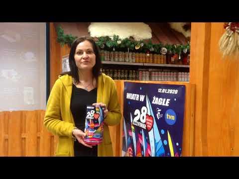 Polnische Spezialitäten Lukullus 🧡 Nasz Sponsor 🧡 28. Finału WOŚP W Monachium