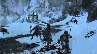 The Lord of the Rings: War in the North - геймплей, видео игры