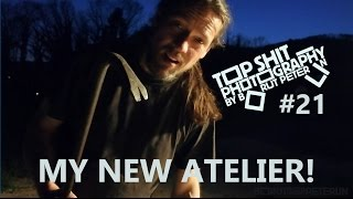 My new atelier / Topshit Photography Vlog 021