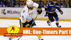 NHL One Timers (Part 1)