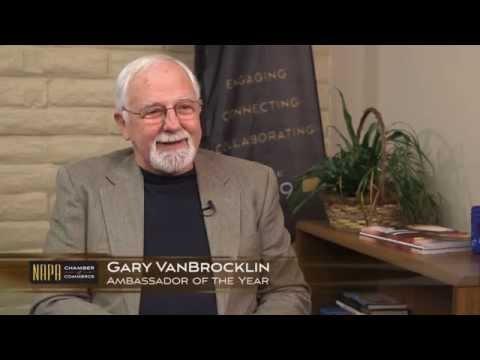 2014 Ambassador of the Year Award - Gary VanBrocklin