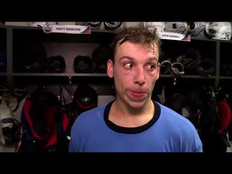 POST-GAME RAW | Matt Benning