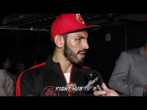 "JORGE LINARES ""THEY SAY IM EASY TO BEAT, OK LETS DO IT THEN LOMACHENKO & MIKEY GARCIA!"""
