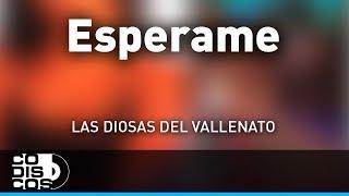 Esperame, Las Diosas Del Vallenato - Audio