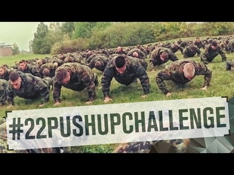 Die 22 PUSHUP CHALLENGE | TAG 12
