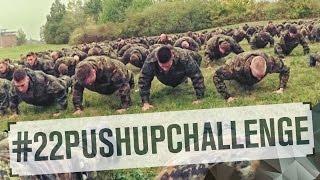 Die 22 PUSHUP CHALLENGE | TAG 12