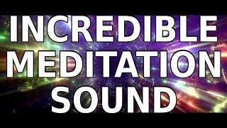 """Incredible Meditation sound. """"Golden Sequence"""". BlissCoded sound."""