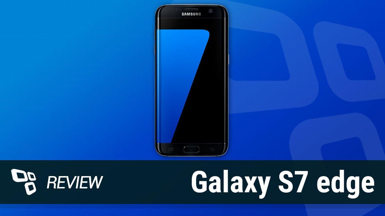 7b1ade388a Samsung Galaxy S7 Edge  Review  - TecMundo - YouTube