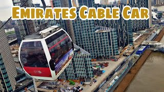 Emirates Airline Cable Car London | London Cable Car | London Landmarks