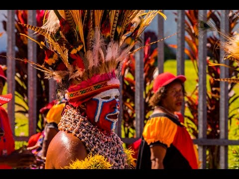 Ken Dog Discovers Papua New Guinea August 13-14, 2015