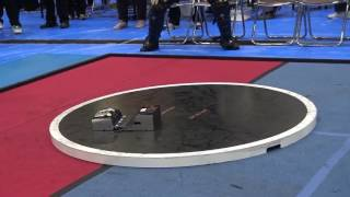 Japanese Sumo Robots moves super fast
