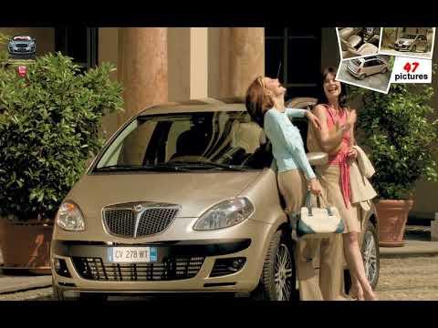 Lancia Musa ( 2004 ) - YouTube