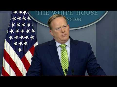FULL: White House Press Briefing Sean Spicer 2/2/17