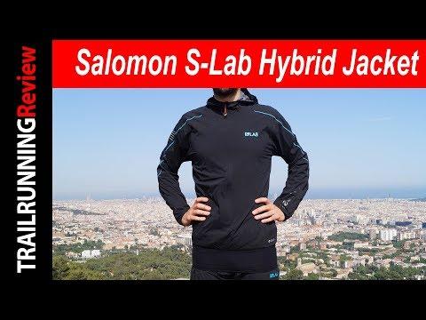 Jacket Youtube Lab Review Hybrid Salomon S 3LARj45