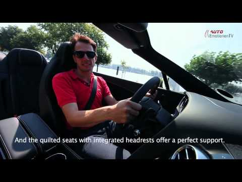 AutoEmotionenTV - Bentley Continental GTC V8 Fahrbericht, Review