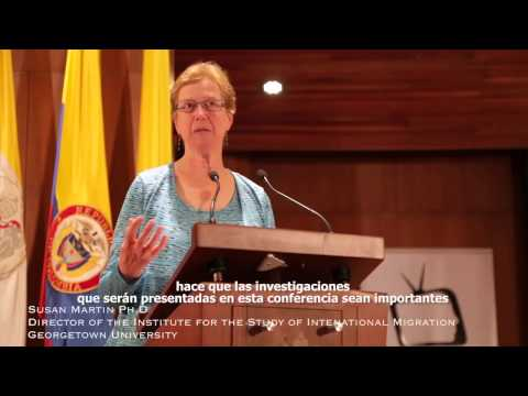 IASFM XV Conference, Bogotá, July 15-18, 2014. Part 1. Spanish with subtitles