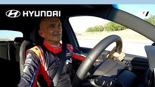 Hyundai i30 N - Test Drive with Gabriele Tarquini