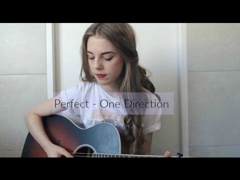 Perfect One Direction acoustic cover // emily jane