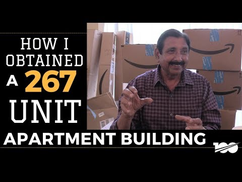 How I Obtained A 267 Unit Apartment Building Using Multifamily Syndication Secrets