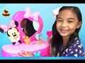 Minnie Bowdazzling Vanity Unboxing | Toys Academy