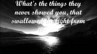 Black Balloon- The Goo Goo Dolls Lyrics