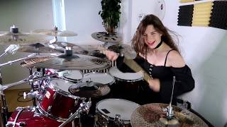 Everything Ends - slipknot | Drumcover by Raja Meissner | 100K SPECIAL