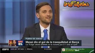Fuera de Juego-CLASIFICADO: Barcelona 5 Lyon 1, Bayern M 1  Liverpool 3,