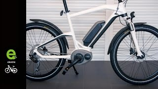 Electric Bikes Bmw S Cruise E Bike Youtube