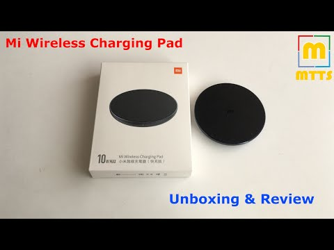 Xiaomi Mi Wireless Charging Pad Review