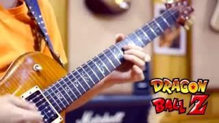 A la head cha la - Hùng Accousitc ( Dragonball Z) Guitar solo