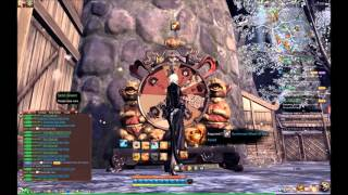 Blade and Soul - Northreach Wheel of Fate - Silverfrost Valor Stones