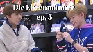 chenji - die ehrenmänner ep. 5 /// dumme deutsche subs