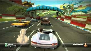 Game 73 - Kinect Joy Ride (Demo)