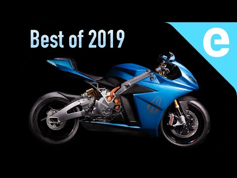 Top 9 electric motorcycles of 2019
