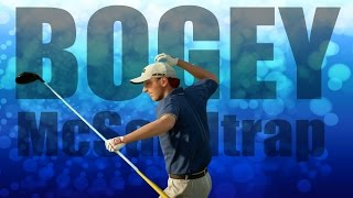 Bogey McSandtrap Plays The New Banff Springs Course Live! (Rory McIlroy PGA Tour Golf)