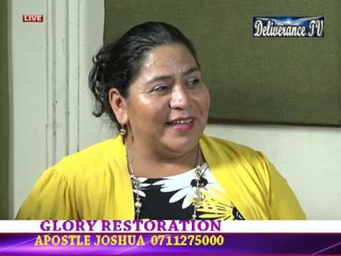 Glory Restoration at Deliverance Television Part 1