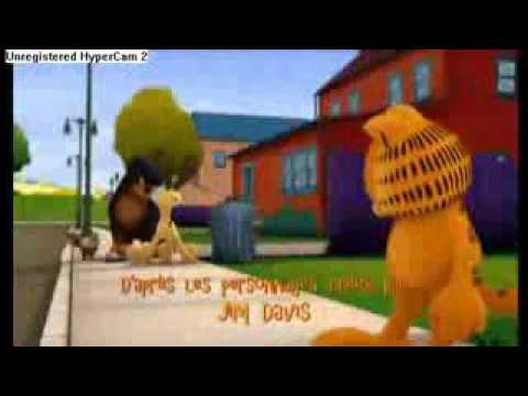 Generique garfield et cie youtube - Garfield et cie youtube ...