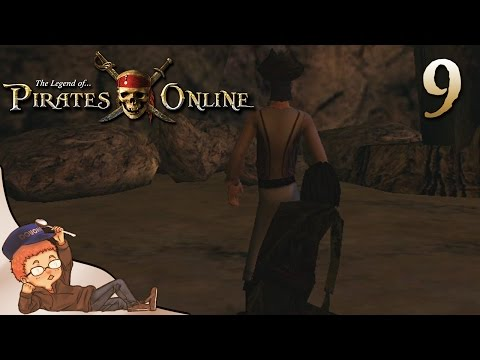 The Legend of Pirates Online: Part 9 - Searching for Undead Brigands