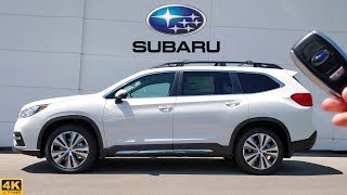 2020 Subaru Ascent: Full Review | Is The Biggest Subaru The Best One??