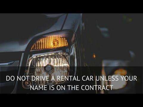 Rental Car Accidents in Florida: Lawsuit Against Hertz
